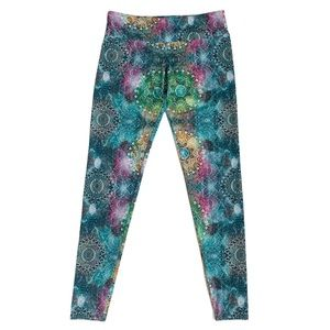 Onzie psychedelic leggings yoga pants
